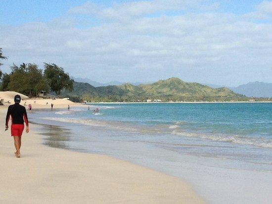 Lanikai Beach: ラニカイ