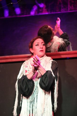 CasaLa Teatro : la danseuse