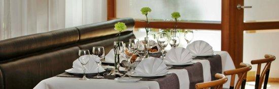 Hotel Prinz: Frühstücksraum & Restaurant