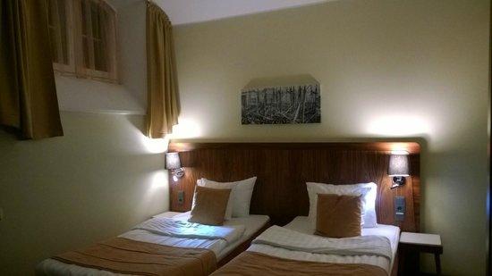 Hotel Katajanokka: Room.