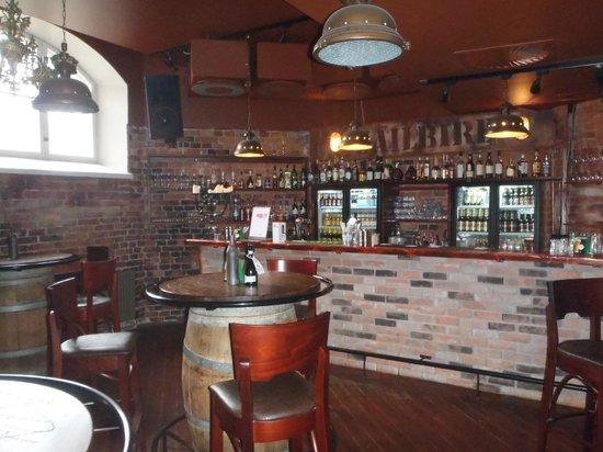 Hotel Katajanokka: Bar