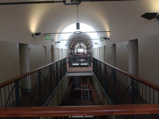 Hotel Katajanokka: Corridor.