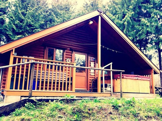 Bulworthy Forest Lodges: Our Beautiful Lodge - Foxglove