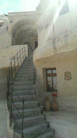Spelunca Cave Suites : ...