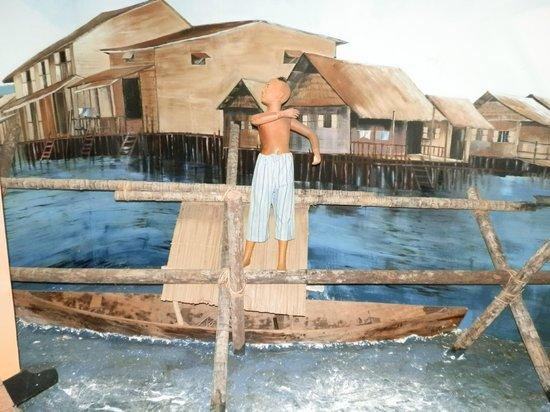 Malay Technology Museum: Water Village life