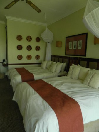 Chobe Safari Lodge Standard Room