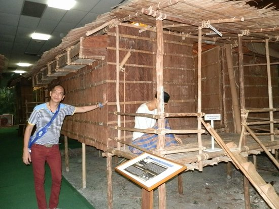 Malay Technology Museum : Gallery display