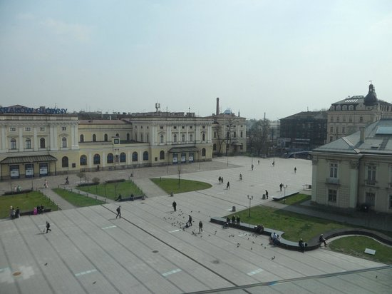 andel's by Vienna House Cracow : View from our room - 311