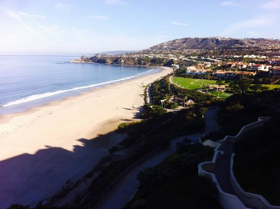 The Ritz-Carlton, Laguna Niguel: Pathway to beach