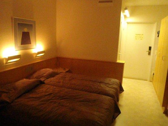 Spa Kivitippu: Room