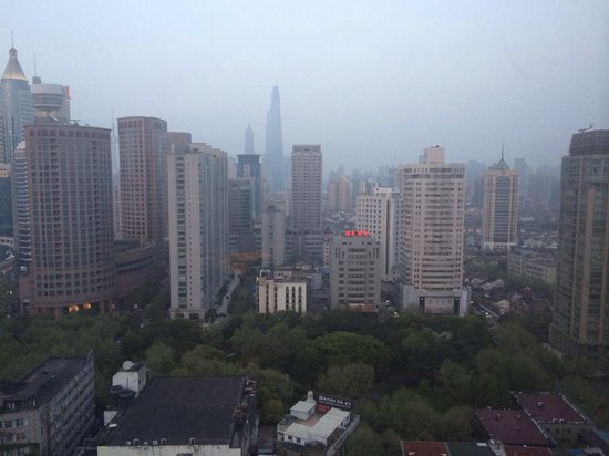 Andaz Xintiandi Shanghai: Another view