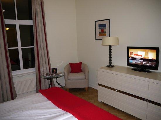 Angleterre Hotel: Стандартный номер