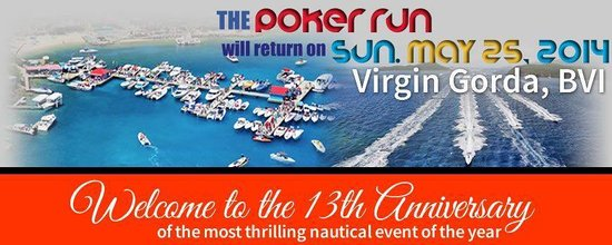 Poker run virgin gorda 2018