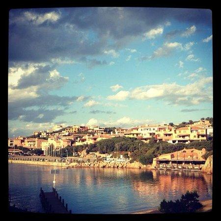 Hotel Le Ginestre: Порто Черво