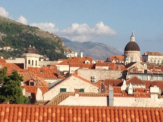 Hotel Lapad : old town