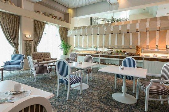 Herods Vitalis Spa Hotel Eilat: Dining room