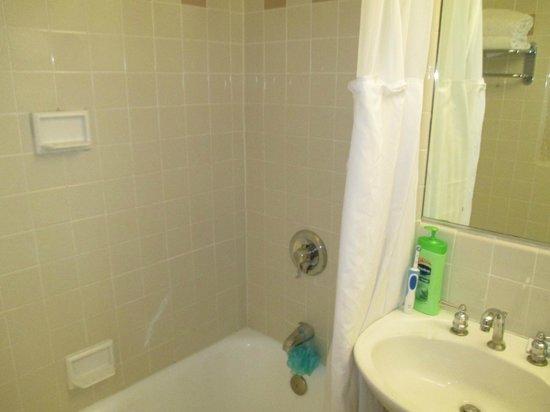 The Roosevelt Hotel : la salle de bains