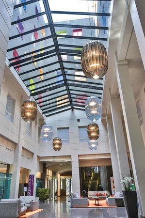 Mercure Nantes Centre Grand Hotel : Hall d'entrée