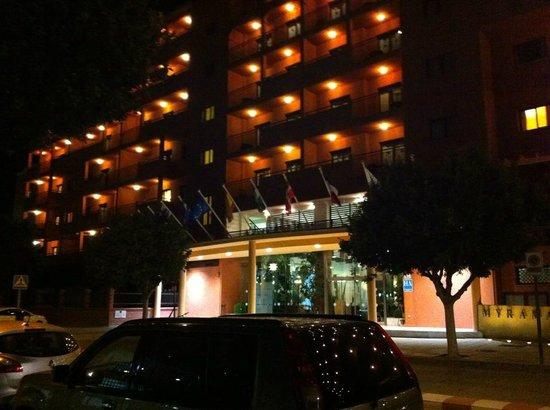 Myramar Fuengirola Hotel: so beautiful