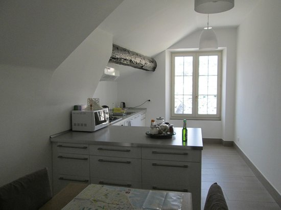 La Superba Rooms & Breakfast: Kitchem/Diner