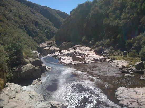 Quebrada del Rio Condorito (Condorito River's Gorge) : Río Condorito