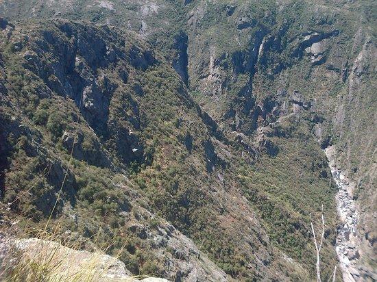 Quebrada del Rio Condorito (Condorito River's Gorge) : Camino al balcón Sur