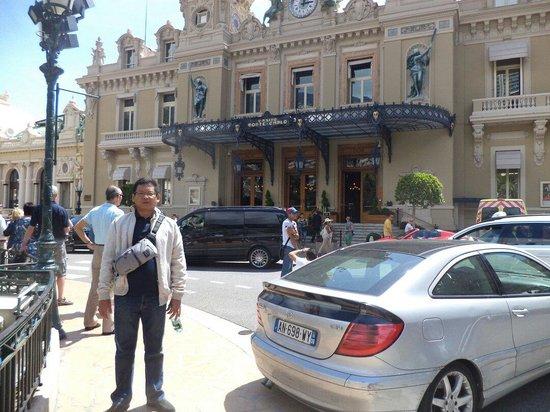 Casino of Monte-Carlo : Monaco F1 gand prix 2013