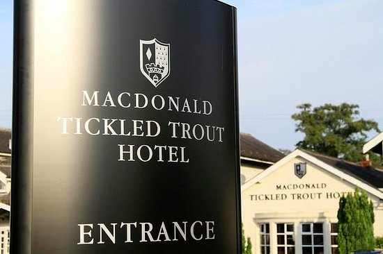 Macdonald Tickled Trout Hotel