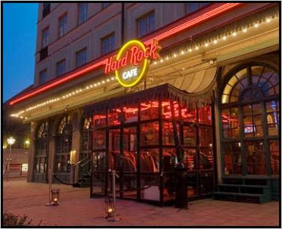 Hard Rock Cafe ZГјrich