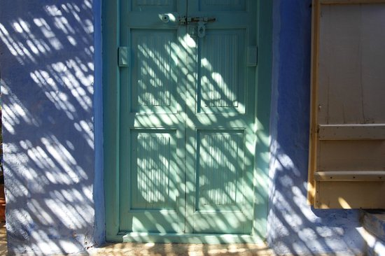 Bristows Haveli: Suite entrance
