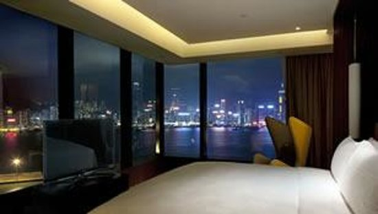 Hotel ICON : Amazing view and a really comfortable bed