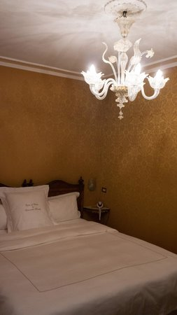 Hotel Flora: Нумер