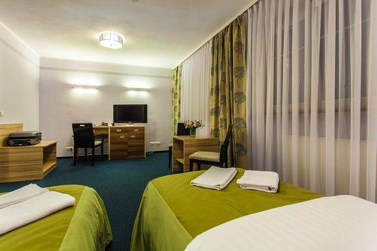 Alpex Hotel: pokój dwuosobowy