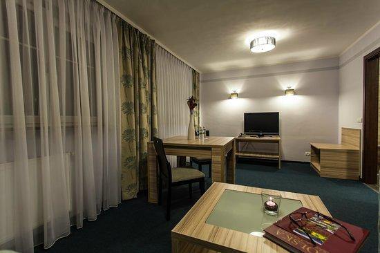 Alpex Hotel: studio