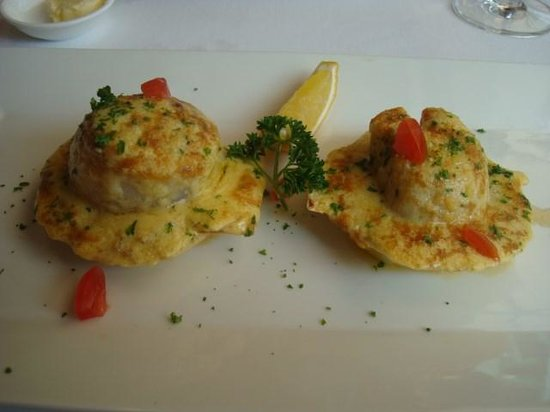 JP French Restaurant: Scallops
