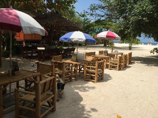 Nice Sea Resort : The so called restaurant area