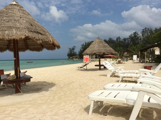 Nice Sea Resort : View of the beach