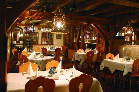 """Wellnesshotel Bürgerstuben: Restaurant """"Bauernstube"""""""