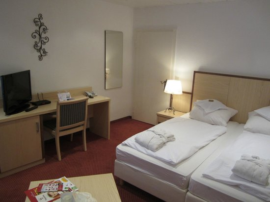 Wellnesshotel Bürgerstuben: Doppelzimmer