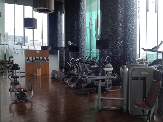 Hotel ICON : The gym