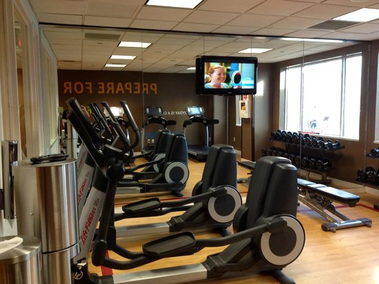 Sheraton Suites Plantation, Ft Lauderdale West: Hotel Gym