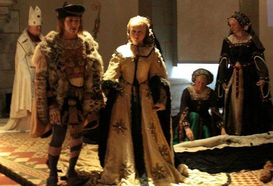 Château de Langeais : Marriage of Charles VIII and Anne de Bretagne