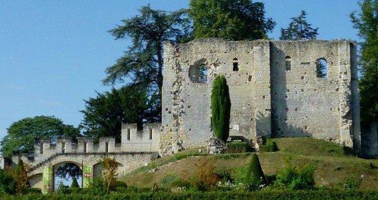 Château de Langeais : Keep of Foulques Nerra