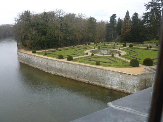 Château de Chenonceau : Вид на территорию замка