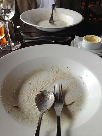 Conservatory Restaurant at Crown Hotel: It was delicious
