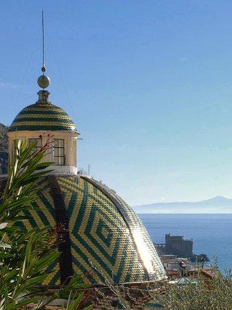 Pietra di Luna Hotel: Maiori  Santa Maria a Mare Church