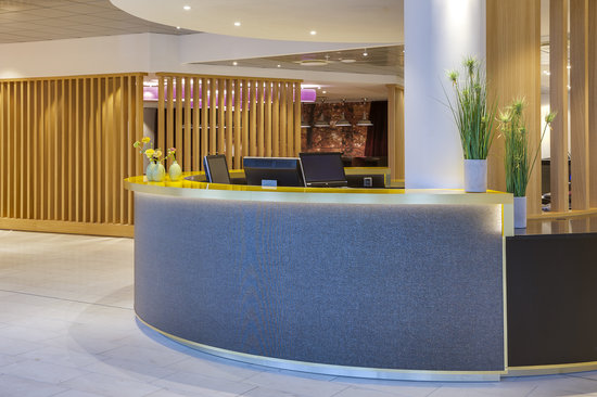 Park Inn by Radisson Hotel & Conference Center Oslo Alna: Reception