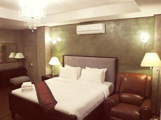 G2 Boutique Hotel: Room