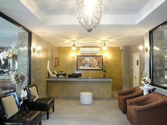 G2 Boutique Hotel: Lobby