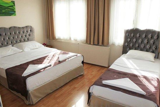Sultan Hostel: Triple Room
